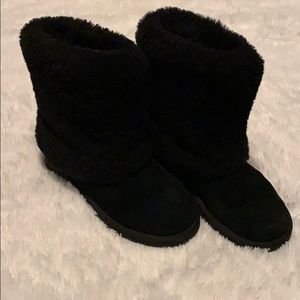 UGG Shoes - Furry Ugg boots